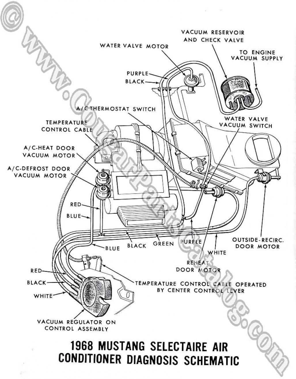 68 mustang tachometer wiring diagrams  68  free engine